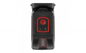 Nivel laser rotativ cu suport magnetic