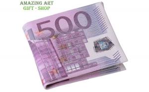 Portmoneu 500 euro