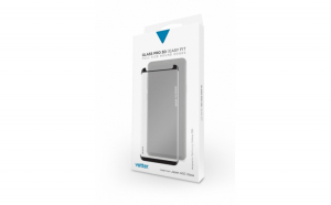 Folie de protectie Vetter Samsung Galaxy S9 Plus  3D Tempered Glass Easy Fit , Negru
