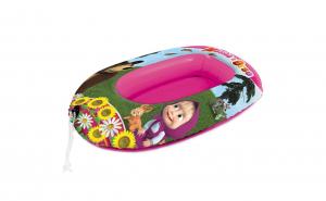 Barca gonflabila pentru copii, Masha si Ursul, 94 cm