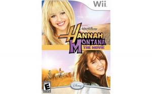 Joc Hannah Montana The Movie pentru