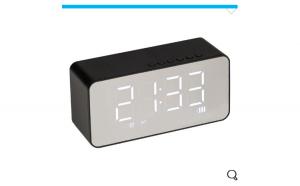 Boxa/Difuzor Bluetooth - Ceas cu alarma