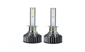 Set 2 x Becuri auto LED Y2, H1/H7, 72W/set
