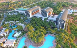 Revelion Antalya - Hotel Trendy Lara 5 * ultra all inclusive sejur 5 nopti cazare + transport avion