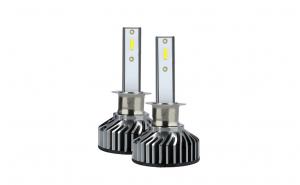 Set 2 x Becuri auto LED Y2, H4, 72W/Set