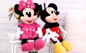 Set Mickey si Minnie