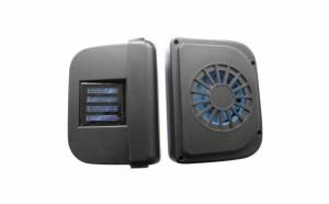 Ventilator solar auto