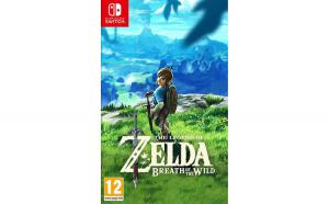 Joc The Legend of Zelda Breath of the Wild pentru Nintendo Switch