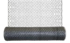 Plasa rabitz zincata 1x10 m x 0,6