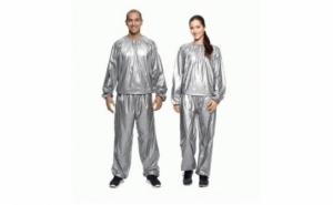 Costum pentru pierderea în greutate cu efect de saună