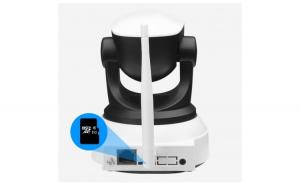 Camera de Supraveghere Interior IP Wireless Techstar® RL-22 Pan / Tilt HD 720P Leduri Infrarosu IoS si Android