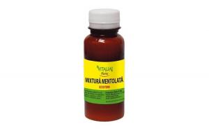 Mixtură mentolată Vitalia Pharma, 100 ml