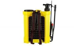 Pompa stropit cu acumulator si actionare manuala 2 in 1 Tatta TP-1640AM, 16L, 12V