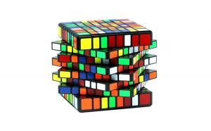 Cub Rubik 8x8x8 Moyu MFJS MF8 black,