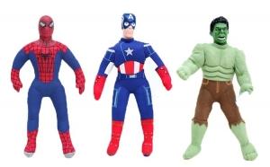 Set super eroi