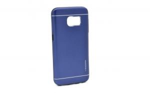 Husa Samsung Galaxy S7 Motomo V2 Albastru