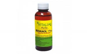 Rivanol 1% Vitalia Pharma, 200 ml