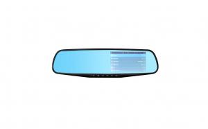 Camera video auto FullHD dubla tip oglinda, ecran 4.2 inch (10.66 cm)