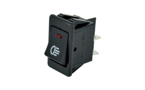 Buton electric ASW