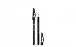 Creion de ochi cu ascutitoare Eveline Cosmetics nuanta black