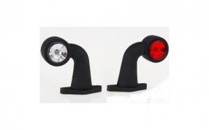 Lampa gabarit cu brat 90° 130-LED