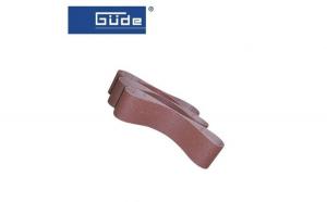 Set benzi de slefuire pentru masina de slefuit cu banda 50x686 K100 3ST 3 buc.   GUEDE 40369