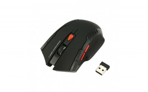 Mouse Optic Gaming Techstar®  2000dpi  Wireless  Design Ergonomic