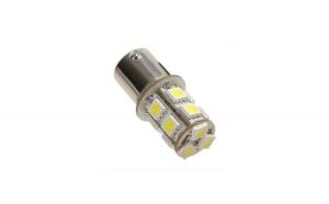 Bec BAY15D 13 LED SMD 5050 24V.