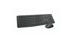 Set tastatura si mouse wireless Logitech