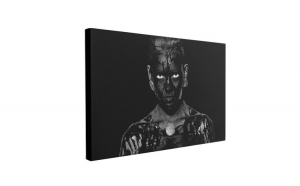 Tablou Canvas Black Body, 40 x 60 cm, 100% Poliester