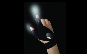 Manusa cu 2 LED-uri