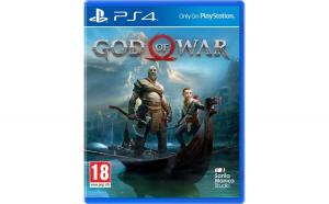 Joc God Of War pentru PlayStation 4