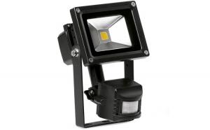 Proiector LED cu senzor miscare 30W.