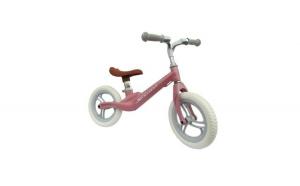 Bicicleta fara pedale Skillmax 12 inch pentru copii Roz