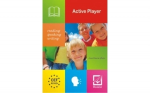 Active player: reading, speaking, writing, autor Ana-Maria Ghioc