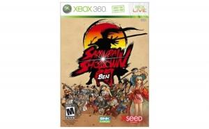 Samurai Showdown Sen (Xbox)