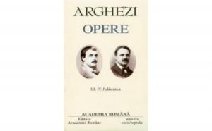 Tudor Arghezi Opere Vol. III-IV, autor Tudor Arghezi