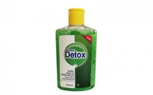 Gel antibacterian, Detox