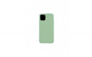 Husa de protectie din silicon, iPhone 11 Pro, verde masliniu