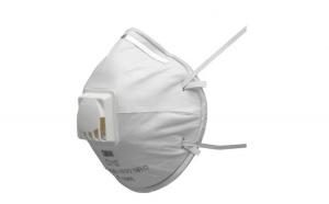 Masca de protectie respiratorie cu valva, 3M C112 FFP2