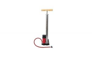 Pompa aer manuala cu manometru SHD