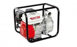 """Motopompa apa curata Tatta TT-PA306, 6.5 CP, 26 m³/h debit apa, 2"""" prindere furtun, 26 m inaltime refulare, 9 m adancime absorbtie, 4 l, benzina, Greutate 22,5kg"""