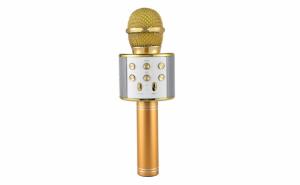 Microfon Karaoke Wireless Bluetooth WS-8