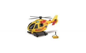 Elicopter tip salvare-ambulanta, emite sunete si lumini