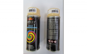 Spray vopsea Profesional CHAMPION RAL 1001 Crem 400ml