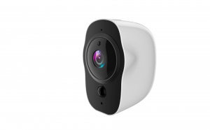 Camera de Supraveghere Interior IP Pan/Tilt Smart Wireless Wi-Fi Techstar® RL113 FULLHD 1080P Infra-Rosu Android si IoS