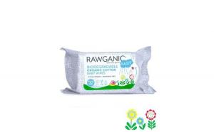 Servetele umede BIO din bumbac organic, #StamAcasa, Extra reduceri