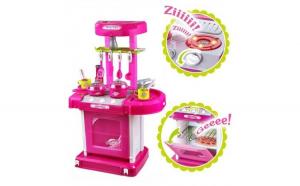 Bucatarie pentru copii Soda Toys cu