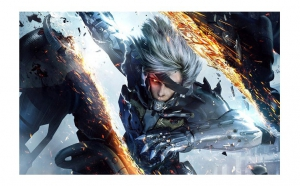 Joc Metal Gear Rising: Revengeance pentru PC, la doar 56 RON in loc de 119 RON