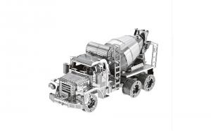 Puzzle metalic 3D - betoniera